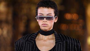 Défilé Balmain printemps-été 2020 à la Paris Fashion Week, septembre 2019 (PASCAL LE SEGRETAIN / GETTY IMAGES EUROPE)