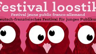 L'affiche du festival Loostik qui propose des spectacles en français et en allemand pour les enfants.  (Loostik)