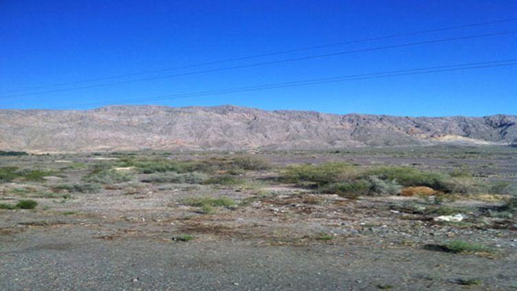 Le désert de San Juan