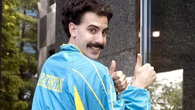 """Sacha Baron Cohen dans """"Borat, leçons culturelles sur l'Amérique au profit glorieuse nation Kazakhstan"""" de Larry Charles  (Twentieth Century Fox France)"""