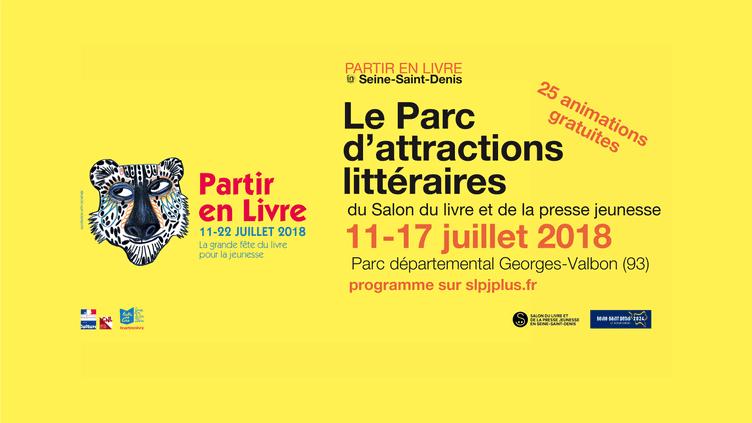 Parc d'attractions littéraires 2018 (SLPJ)