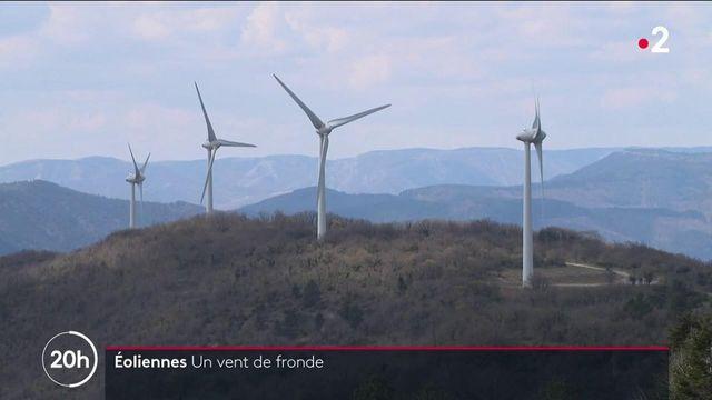 Écologie : les Français ne plient pas face aux éoliennes