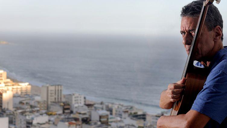 Chico Buarque en 2013  (JOSE PEDRO MONTEIRO / AGENCIA O DIA/ESTADAO CONTEUDO / Agência Estado / AFP)