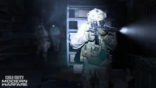 Call of Duty : Modern Warfare (ACTIVISION)
