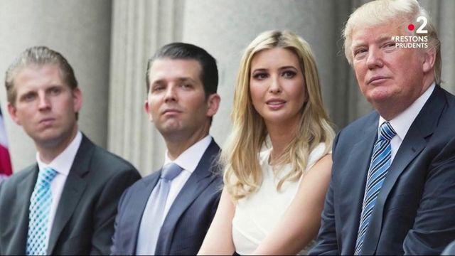 Donald Trump : ses enfants vont-ils prendre le relai ?