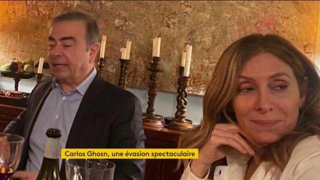 Carlos Ghosn s'est-il évadé de façon spectaculaire ?