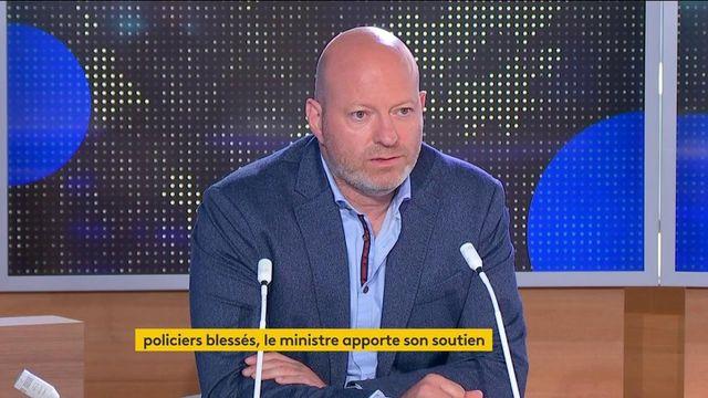 Police : secrétaire national du syndicat unité SGP-FO, Jean-Christophe Couvy alerte sur les attaques contre les policiers