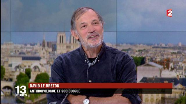 """David Le Breton : """"La marche est une forme de résistance"""""""