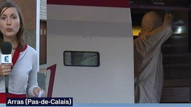 Attaque dans le Thalys : la situation est normale à Arras