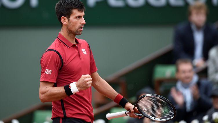 Novak Djokovic (ERIC FEFERBERG / AFP)