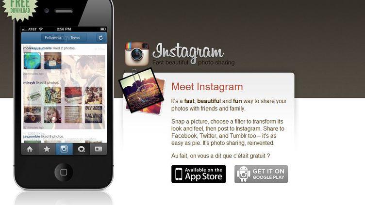 Capture d'écran du site Instagram. (FTVI)