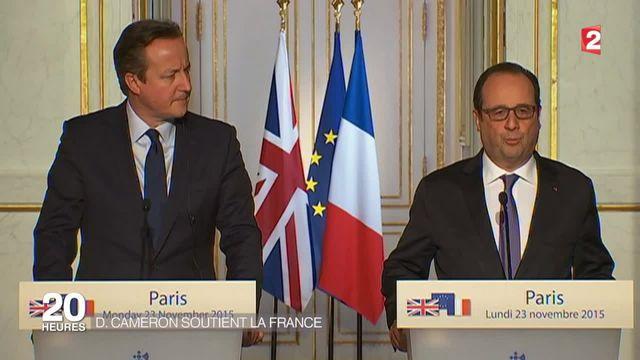 Lutte anti-terroriste : François Hollande sur la route de la diplomatie