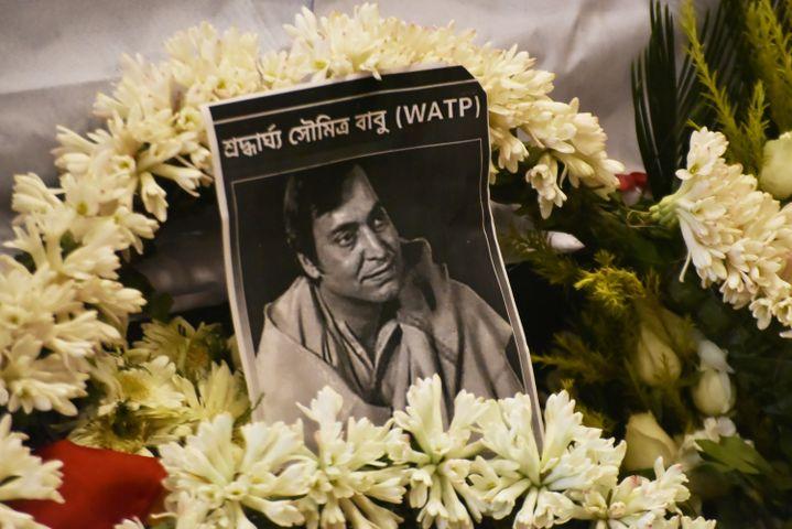 """Pour le Premier ministre Narendra Modi, le décès de l'acteur est """"une perte colossale pour le monde du cinéma"""". (INDRANIL ADITYA / NURPHOTO)"""