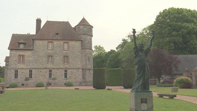 Le château de Vascoeuil - Centre d'Art et d'Histoire (S. L'Hote / France Télévisions)