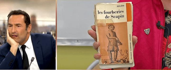 """""""Les fourberies de Scapin"""", le premier rôle de Gilles Lellouche  (France 2 / Culturebox)"""