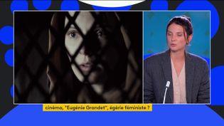 Eugénie Grandet sortira en salles le 29 septembre. (FRANCEINFO)