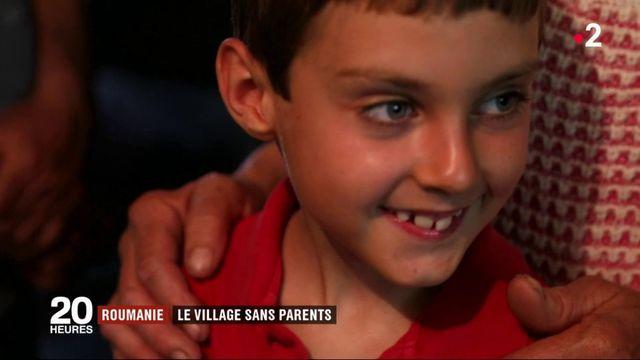 Roumanie : le village sans parents