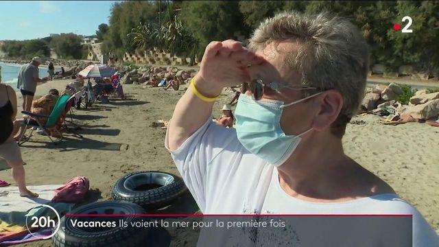 Vacances : grâce à la fondation Abbé Pierre, une femme de 63 ans voit la mer pour la première fois