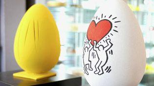 Gastronomie : quand l'œuf en chocolat se fait œuvre d'art (FRANCE 2)