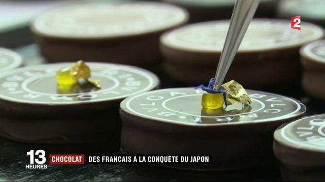 Feuilleton (2/5) : le chocolat, pépite française