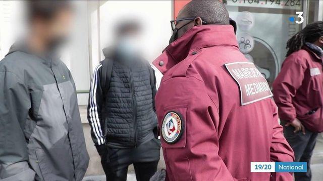 Paris : des médiateurs pour désamorcer les tensions entre bandes violentes