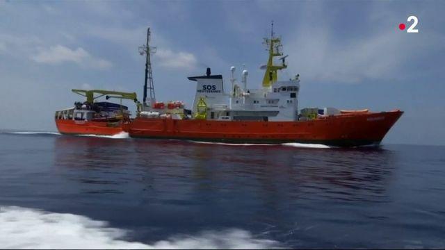 Migrants : une solution pour l'Aquarius