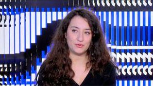 Catherine Bertrand. (FRANCEINFO)