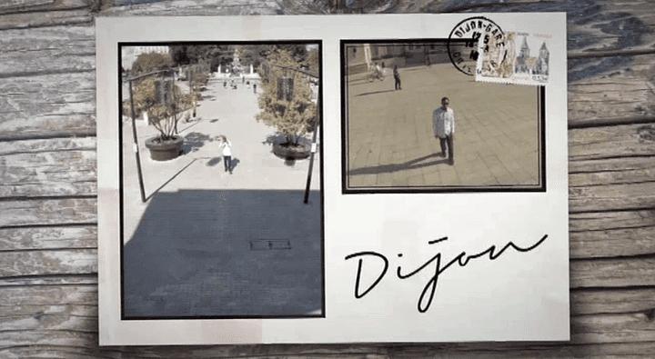 La carte postale musicale de Greg Frite pour Dijon  (France 3 / Culturebox)