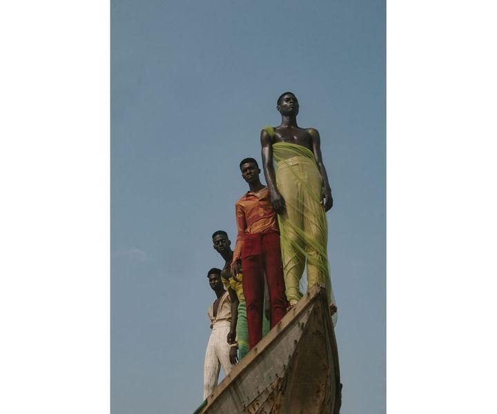 """Daniel Obasi, """"Moments of Youth"""", Lagos, Nigeria, 2019 (© Daniel Obasi / Rencontres d'Arles)"""