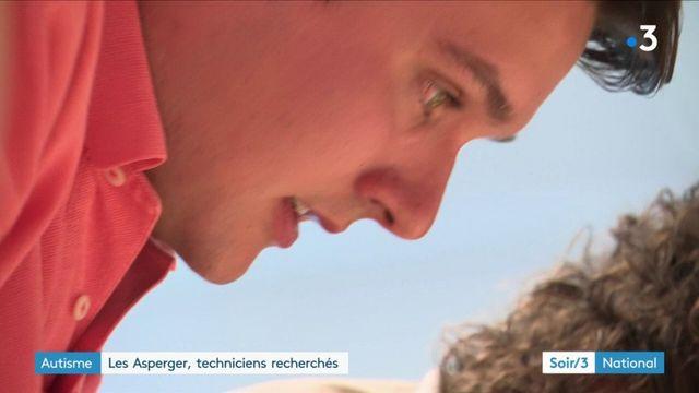 Autisme : les Asperger, techniciens recherchés