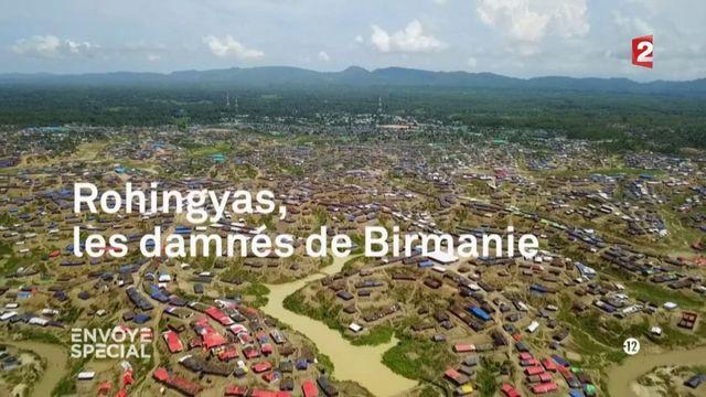 Rohingyas : les damnés de Birmanie
