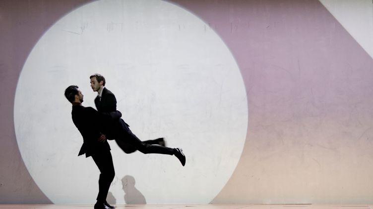 """""""Transverse Orientation"""", la nouvelle chorégraphie de Dimitris Papaioannou est présentée en première mondiale à la Biennale de la danse de Lyon (Julian Mommert)"""