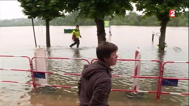 Inondations : la Seine-et-Marne en alerte rouge