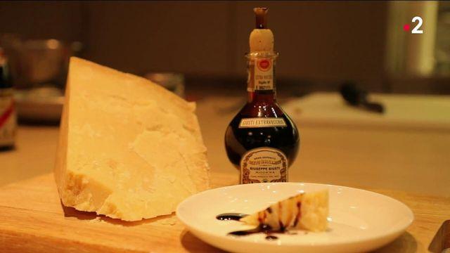 Gastronomie : le vinaigre balsamique, l'or noir de Modène
