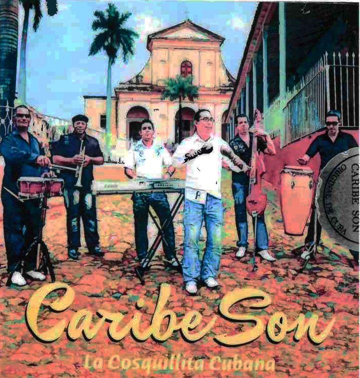 La Cosquillita Cubana, le CD du groupe  (Anne Elizabeth Philibert )