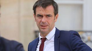 Le député La République en marche de l'IsèreOlivier Véran, le 18 septembre 2018. (LUDOVIC MARIN / AFP)