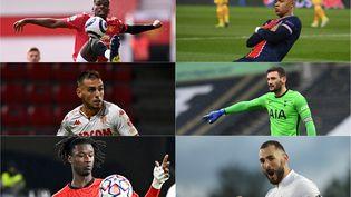 Parmi les 50 noms proposés pour constituer votre liste de 26 Bleus pour l'Euro, vous pouvez choisir Paul Pogba, Kylian Mbappé, Eduardo Camavinga, Hugo Lloris, Ruben Aguilar ou Karim Benzema. (AFP)