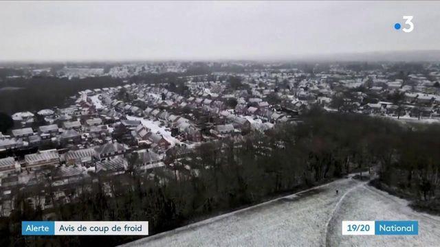 Météo : une vague de froid déferle sur l'Europe du Nord et de l'Est