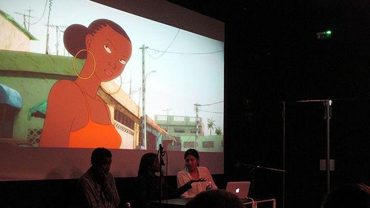 Rencontre avec l'équipe du film Aya de Yopougon au Salon du livre et de la presse jeunesse de Montreuil  (Laurence Houot / Culturebox)