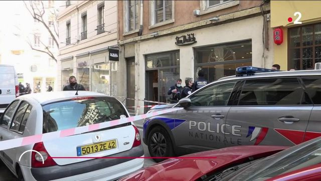 Lyon : un fourgon blindé braqué en plein coeur de la vill