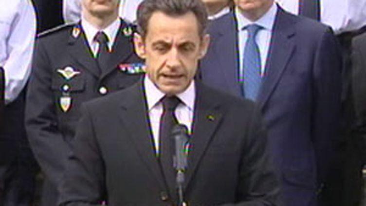 Nicolas Sarkozy (archives) (F2)
