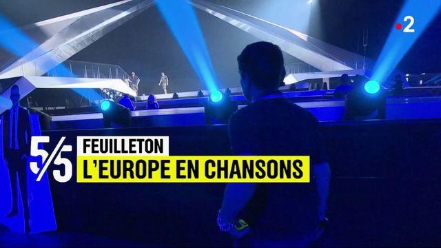 Feuilleton : l'Europe en chansons (5/5)