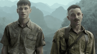 Le film a été tourné en pleine jungle. (CAPTURE D'ÉCRAN FRANCE 3)