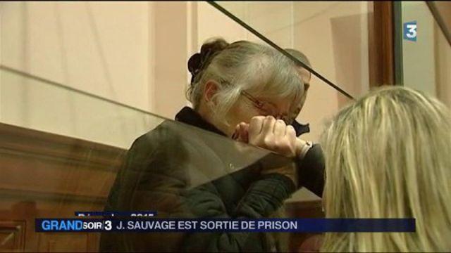 Justice : Jacqueline Sauvage a été graciée
