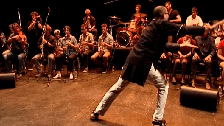 Kahil El Zabar dirige le Magic Orchestra  (France3/culturebox)