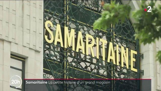 Paris : la Samaritaine renaît après 16 ans de travaux