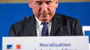 Le Conseil de l'Europe salue le projet de loi Bayrousur la moralisation de la vie publique (AURELIEN MORISSARD / MAXPPP)