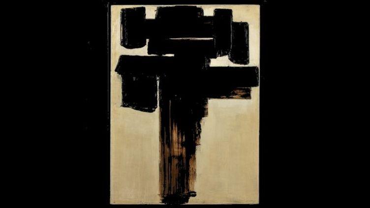 Un tableau de Soulages ayant appartenu à Senghor vendu 1,5 million d'euros