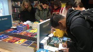 Salon du livre et de la presse jeunesse (SLPJ), novembre 2019 (Laurence Houot / franceinfo Culture)