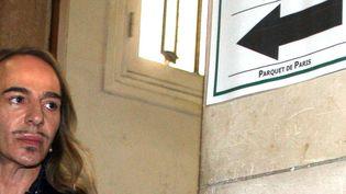 Galliano condamné pour injures racistes par le tribunal correctionnel en 2011  (Le Floch/Chesnot/Sipa)